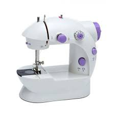Mini Portable 4 In 1 Dual Speed Mesin Jahit Sewing Machine