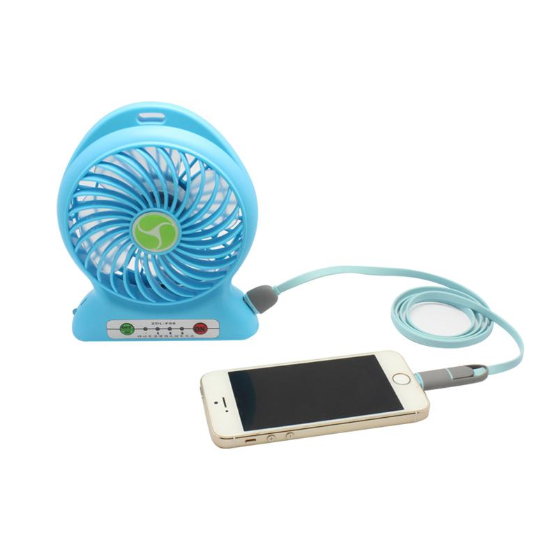 Portable Fan In A Classroom : Mini power bank charger in rechar end pm