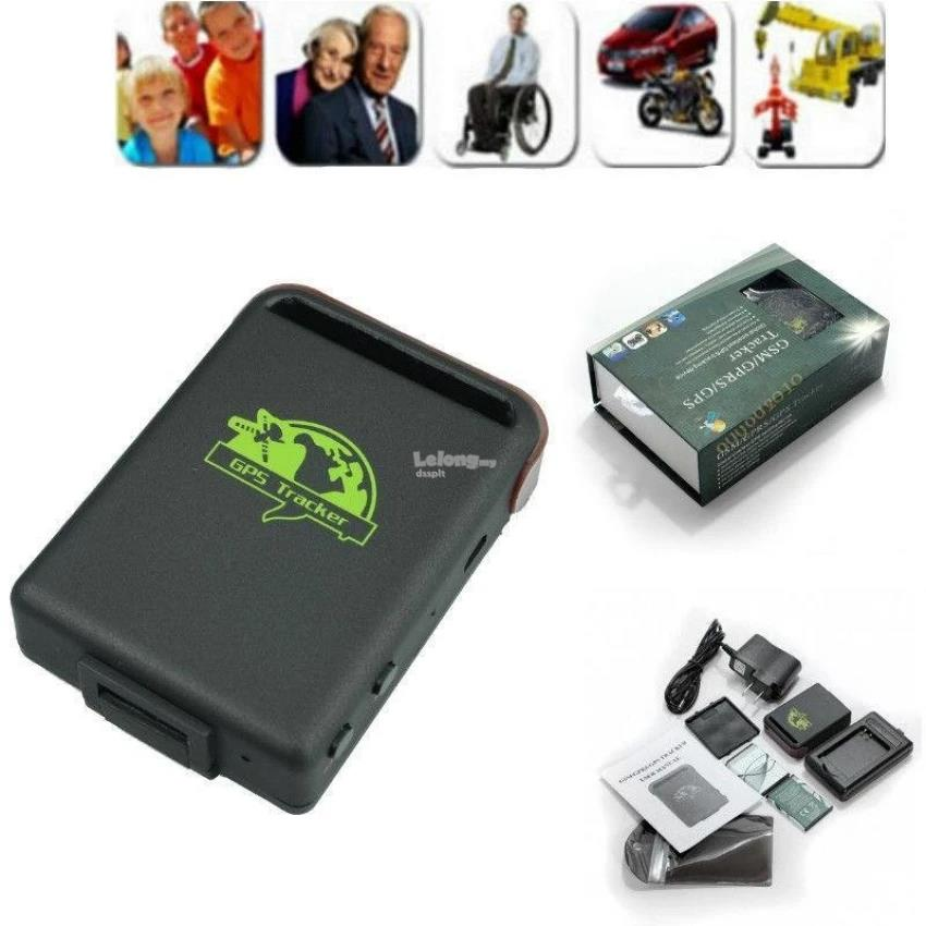 Mini Real Time GPS / GSM Tracker Car Person Pet GPS Tracker with SMS