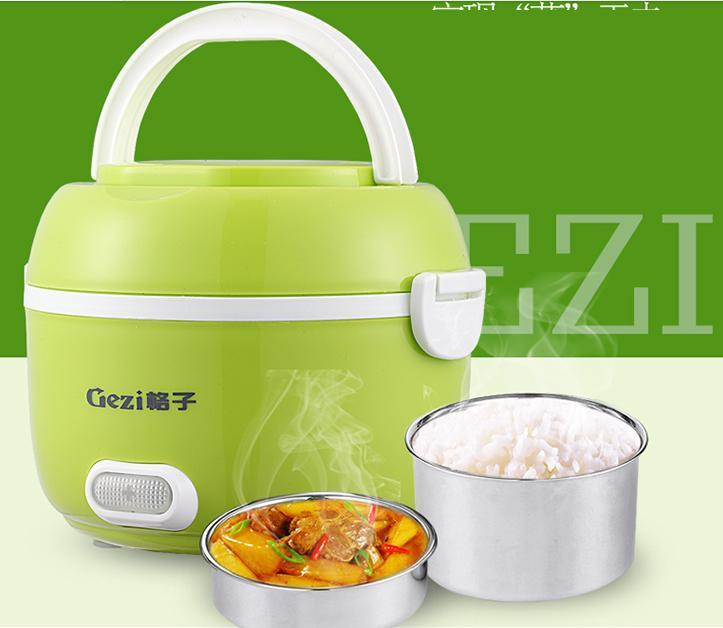 Mini Rice Cooker/ Multipurpose Food Steamer/Lunch Box. ‹ ›