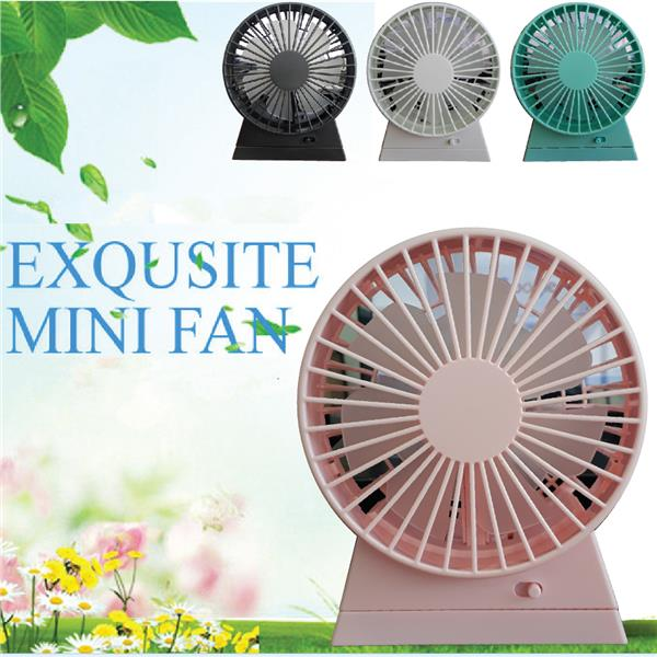 Mini Small Usb Table Desk Fan Hot Summer Air Cooler Conditioning