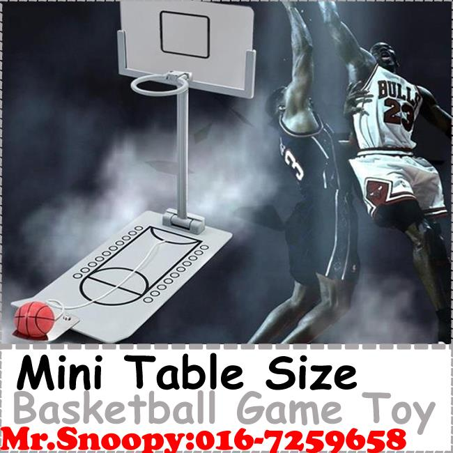 Mini Table Desktop Size Basketball Game, Release Stress Toy, Fun Toy