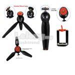 Mini Tripod with Phone Holder (Free Shipping)