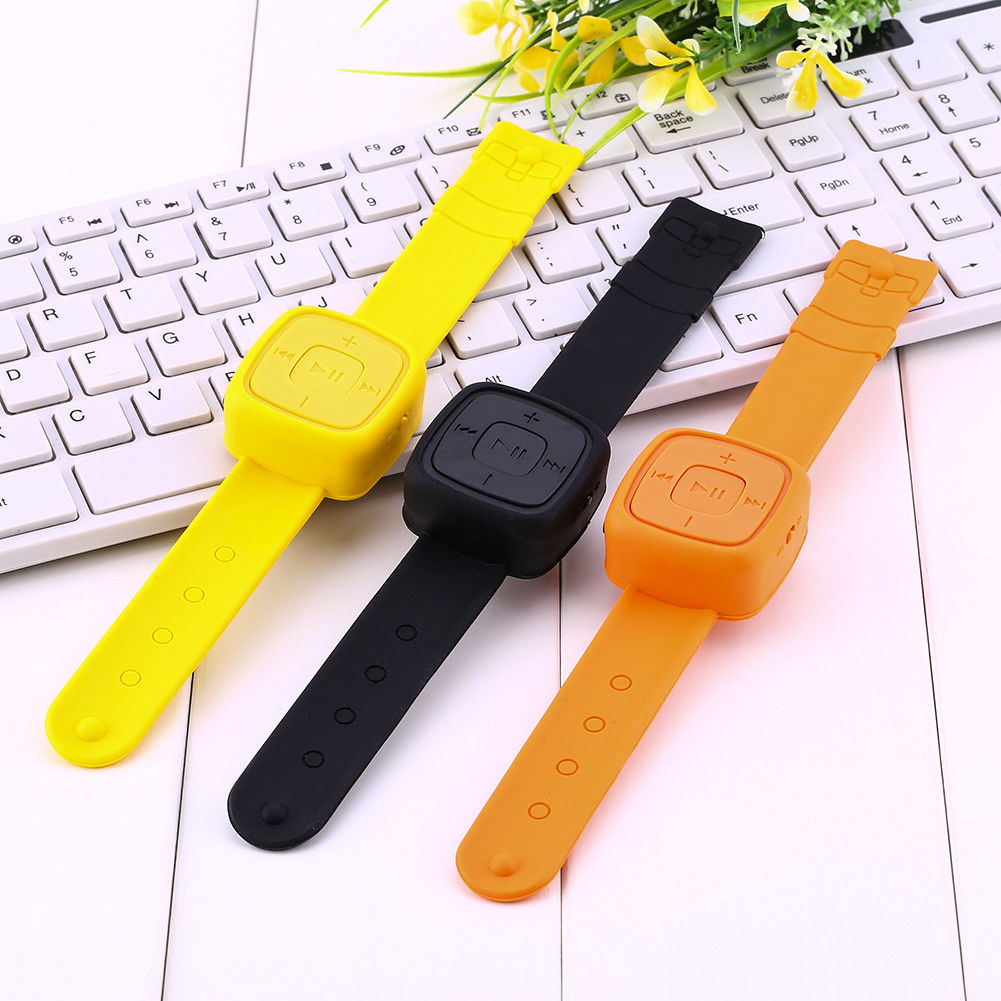 Mini Watch Mp3 Player With Micro TF Card Slot Hot Selling