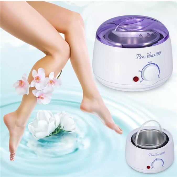 Mini Wax Heater Machine Depilatory Warmer Hair Remover Wax Hair