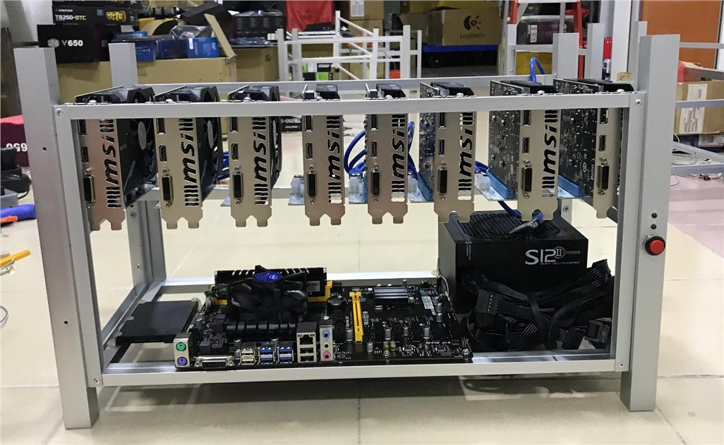 are rx560s worth mining cryptocurrency