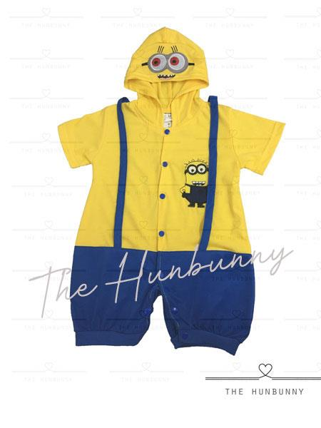f475a89cd861 Minion - Baby Romper Jumpsuit Onesie (end 8 29 2019 4 15 PM)