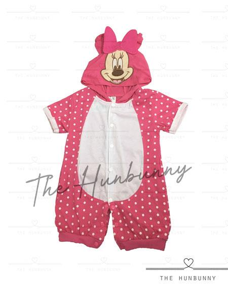 c8e79269b8aa Minnie Mouse - Baby Romper Pink Jump (end 8 29 2019 4 15 PM)