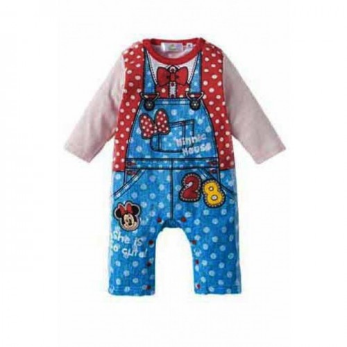 7210d425525 Minnie Mouse Jump Suit Print Baby Ro (end 9 15 2019 4 35 PM)