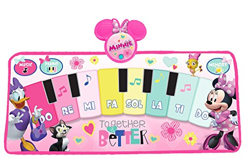 Minnie Mouse Music Mat Together is Better Electronic Piano Mat