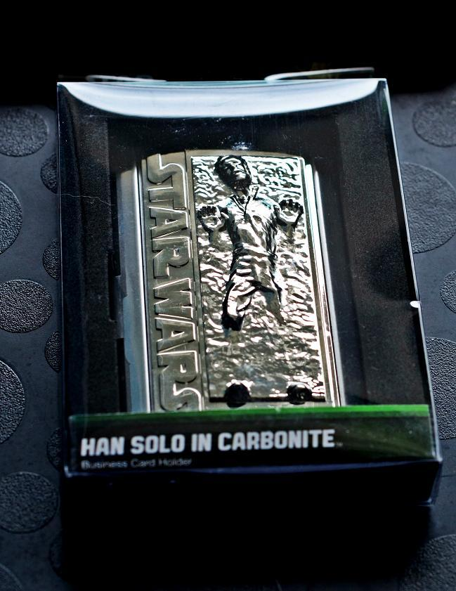 MINT IN BOX Star Wars Han Solo In Car (end 7/1/2016 2:55 PM)