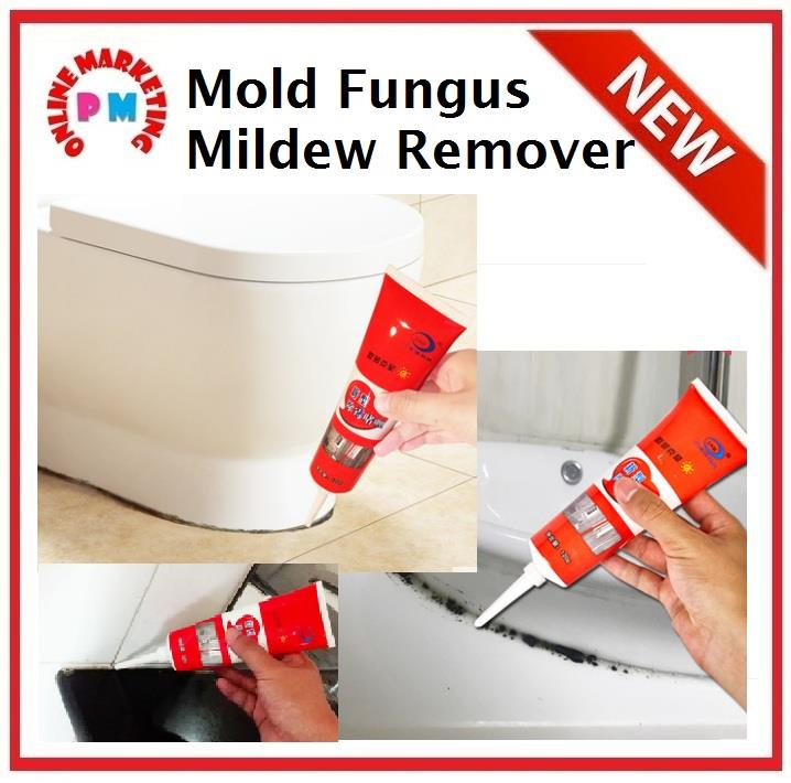 Miracle Mildew Fungus Mold Gel Remover Cleaner, Washing Machine, soda