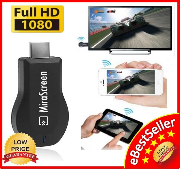 MiraScreen eZCast Airplay Miracast W (end 8/21/2020 6:59 PM)