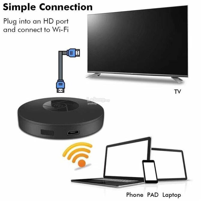 MIRASCREEN G2 WIRELESS HDMI DONGLE (US01784)