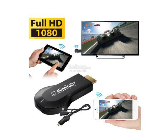 MiraScreen Miracast Dongle DLNA Airplay Support IOS 9 Android