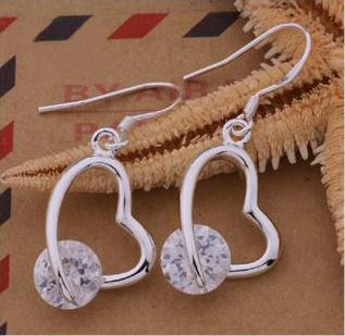 MissYap 925 Silver Dangle Earrings E400