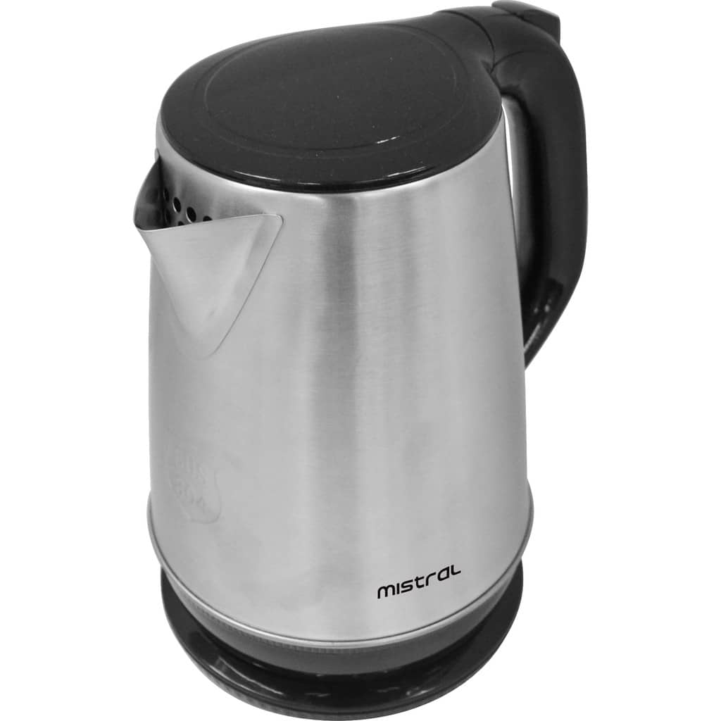 Mistral Electric Kettle MEK125 (Stainless Steel)