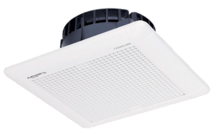 Electrical Exhaust Ventilation : Mitsubishi electric inch ceiling end pm