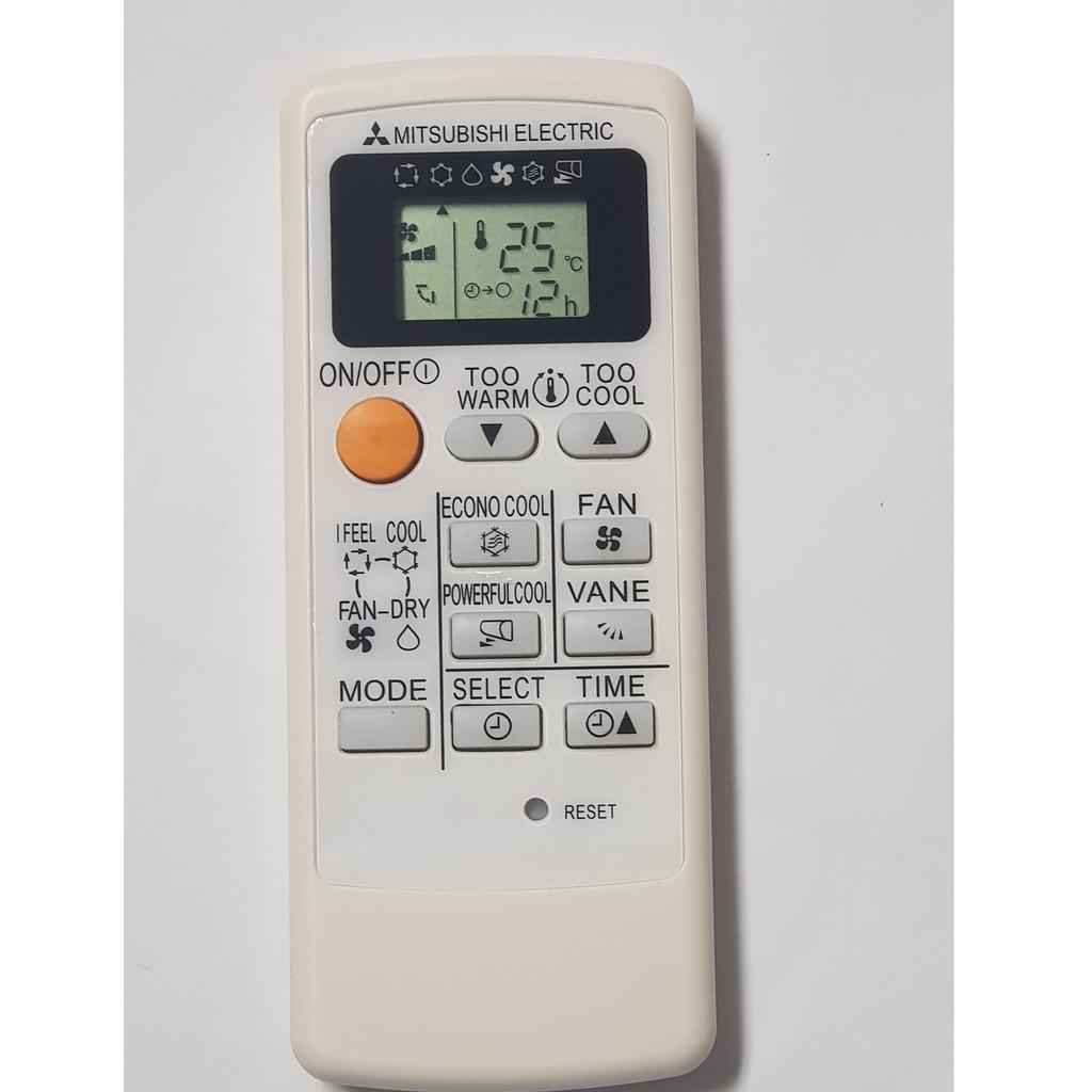 Mitsubishi Electric Remote >> Mitsubishi Electric Aircond Remote Control