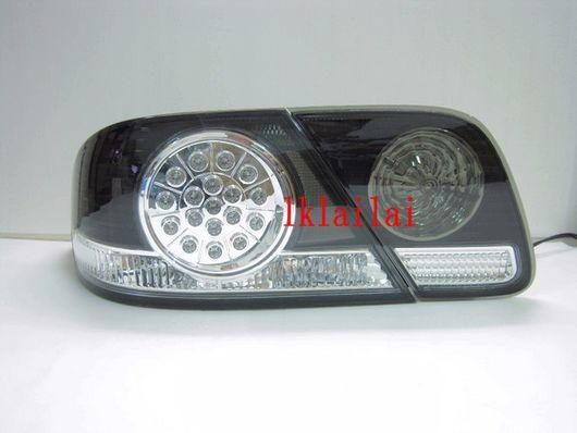 Mitsubishi Global Lancer Virage '04 LED Tail Lamp [Black]