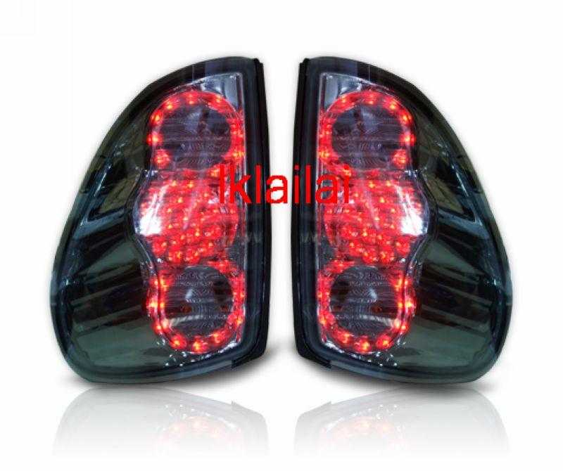 Mitsubishi L200 Triton LED Tail Lamp Smoke