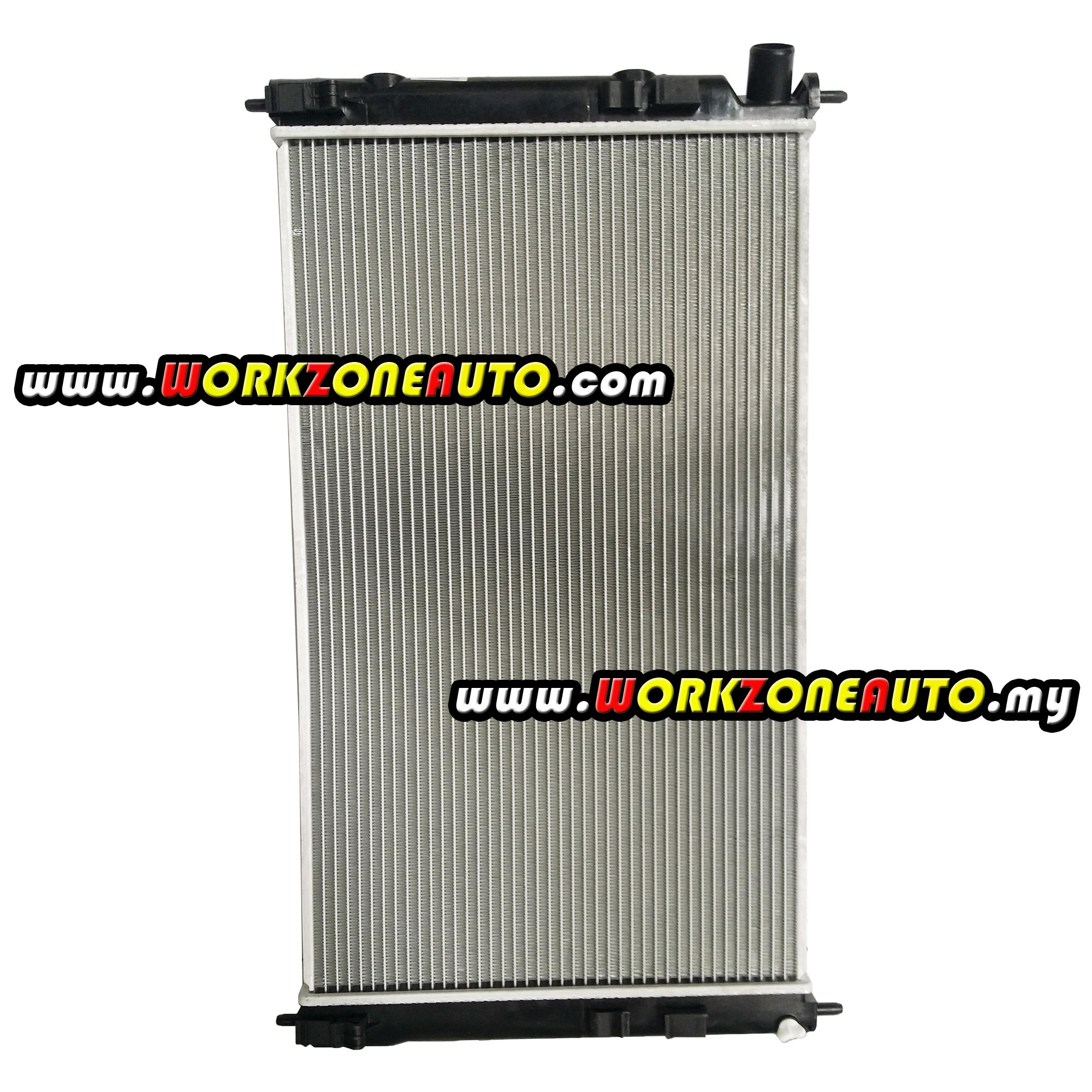 Mitsubishi Lancer 2007 Proton Inspira 2010 Manual 26mm Radiator TLX