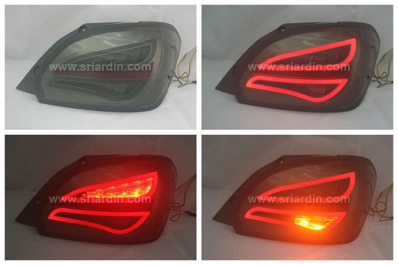 Mitsubishi Mirage 12 Light Bar LED Tail Lamp