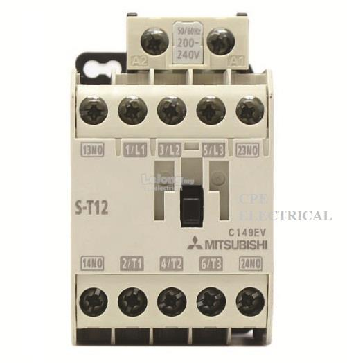 Mitsubishi S-T12 AC3 12A Magnetic Co (end 6/11/2019 4:15 PM)