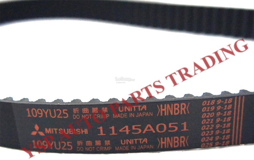 Mitsubishi Lancer Timing Belt Replacement ✓ Mitsubishi Car