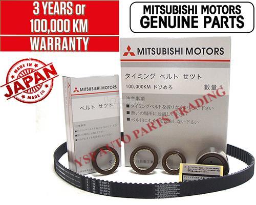 Mitsubishi Timing Belt Set+V-Belt Ge (end 11/1/2019 7:15 PM)