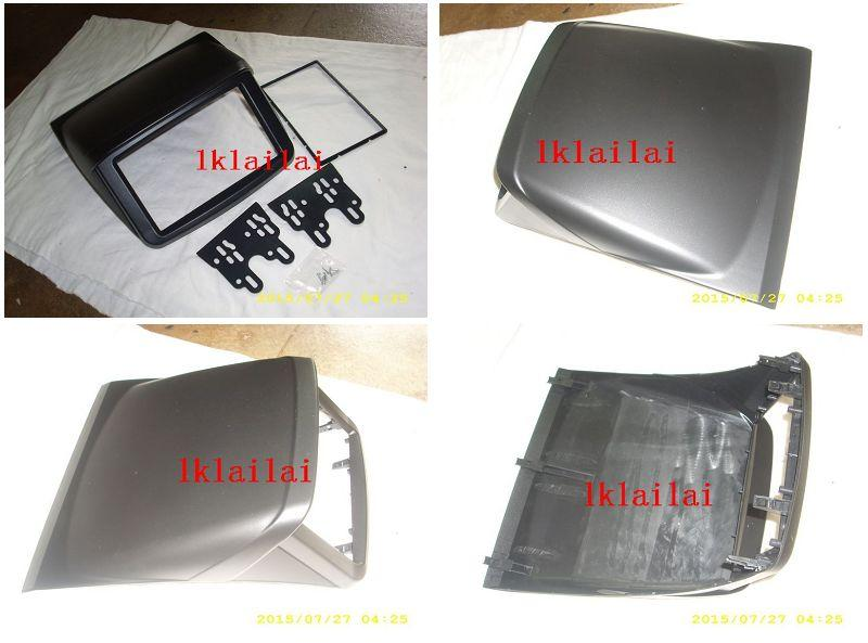 Mitsubishi Triton '09-12 Double Din Casing Panel Kit
