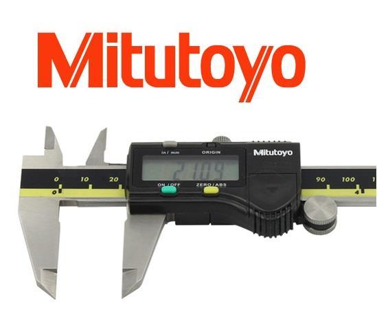 Mitutoyo Electronic Digital Vernier C (end 6/3/2019 9:15 PM)