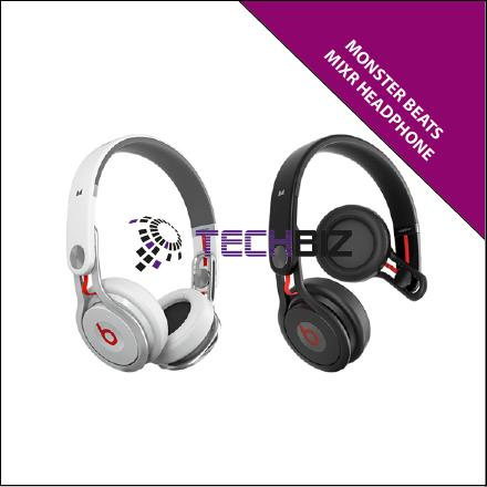 MIXR MONSTER BEATS BY DR.DRE HEADPHONE