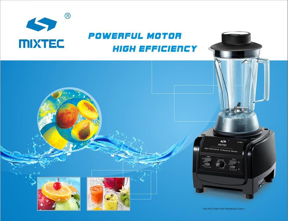 Mixtec 1500W High Performance Professional Commercial Blender