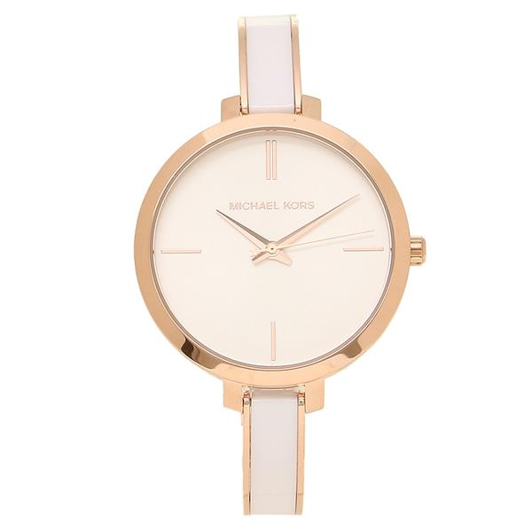 MK4342 Jaryn Rose Gold Tone Analog Ladies Watch