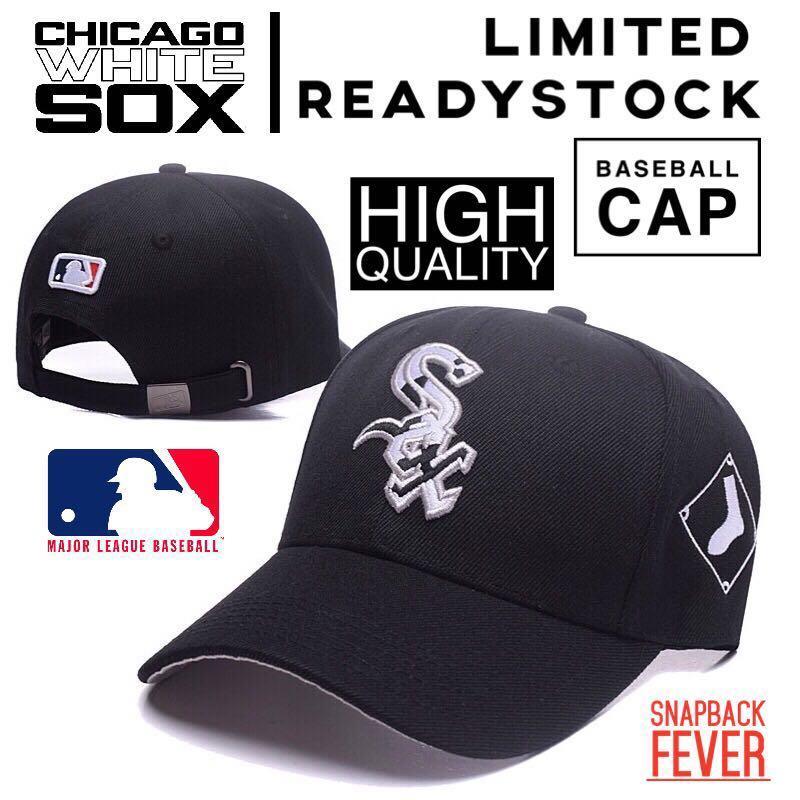 MLB Boston Red Sox Baseball Cap (ReadyStock) 1df418f00cb