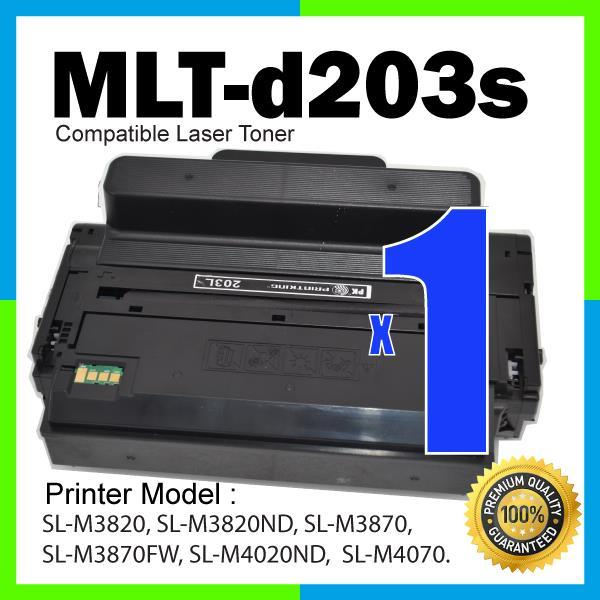 MLT-D203E Compatible Toner Printer SL-M3820 3870 4020 4070