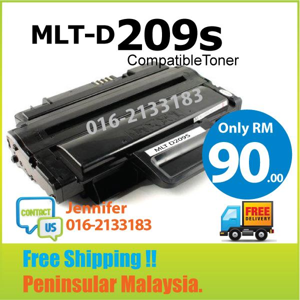 MY MLT-D209S/MLTD209s Toner SCX 4824 4825 4826 4828 FN ML 2855 2855ND