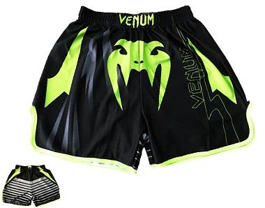 MMA Venum Training Boxing Muay Thai Gym Tinju Fitness Short Pant