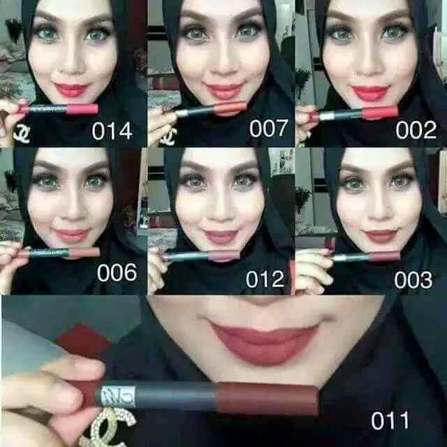 Kissproof Lipstick By Menow No 04 Daftar Update Harga Terbaru Source · MN Kiss Proof Matte Lipstick