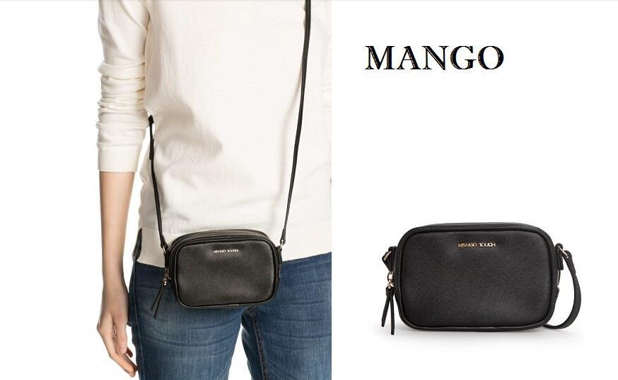 MNG MANGO Small Sling Cross Body Bag- (end 4/4/2019 2:15 PM)