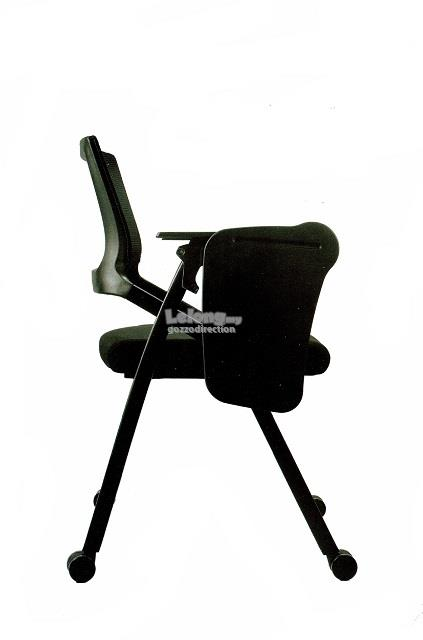 Mobile Foldable Training Chair with Writing Pad