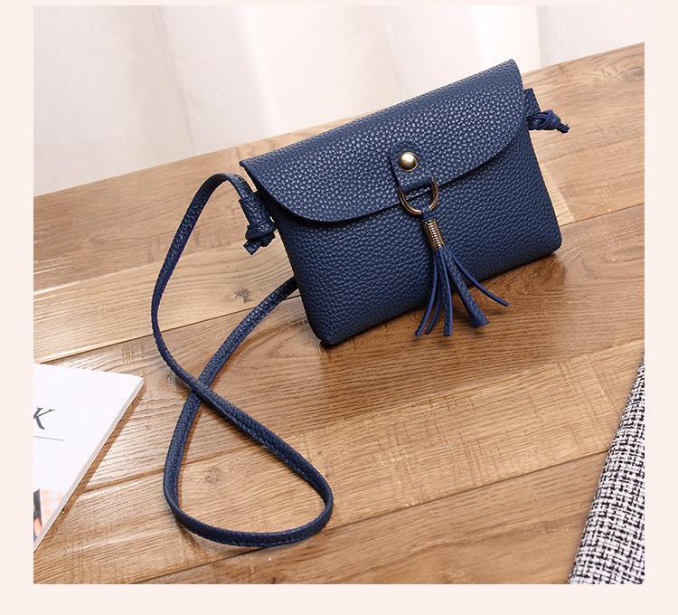 c9c82fd38d4a mobile phone tassel lady sling bag (end 12 15 2019 10 15 PM)