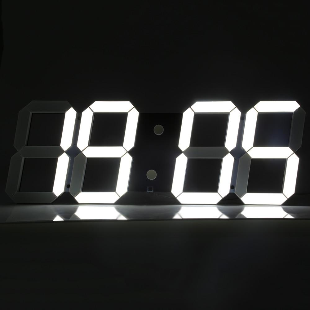 modern big led digital wall clock (end   pm) - modern big led digital wall clock