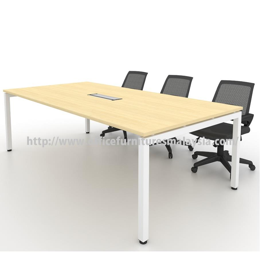 Modern Office Meeting Table Desk Ofmn1890 Furniture Mont Kiara Kepong