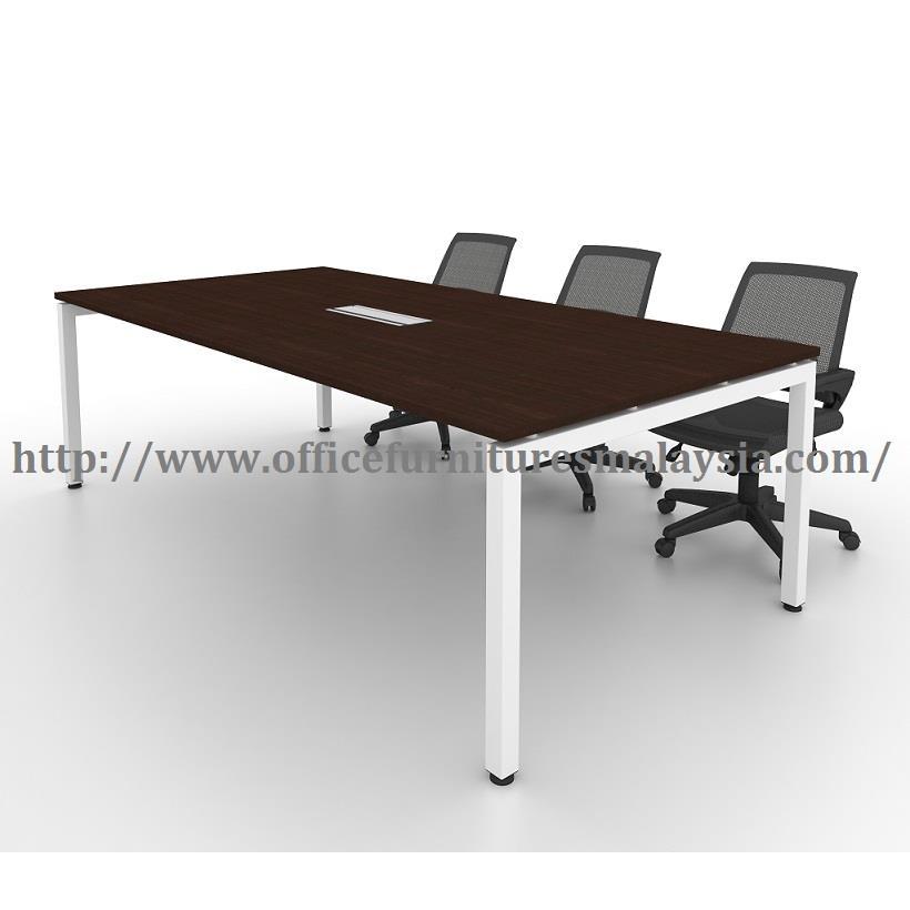 Modern Office Meeting Table Desk Ofmn2412 Furniture Batu Caves Selayan