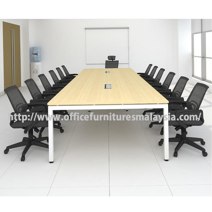 Modern Office Meeting Table Desk Ofmn3612 Furniture Sungai Buloh Kl