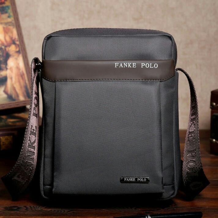 798486be72 Modern POLO Fashion Sling Shoulder Man Messenger Bag Business Casual. ‹ ›