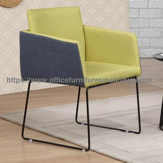 Modern Single Fabric Sofa Chair YGD-3159B/Gn cheras puchong setia alam