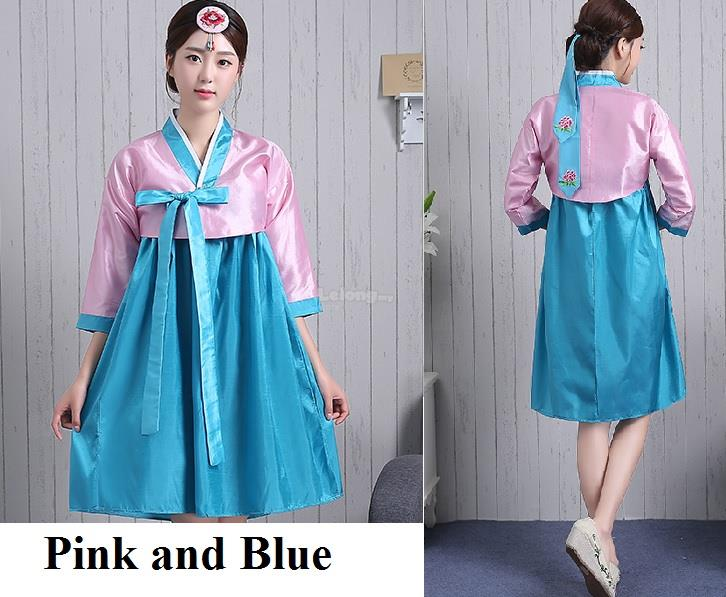 Modernised Joseon Cheongsam for women